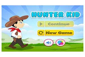 Hunter kid