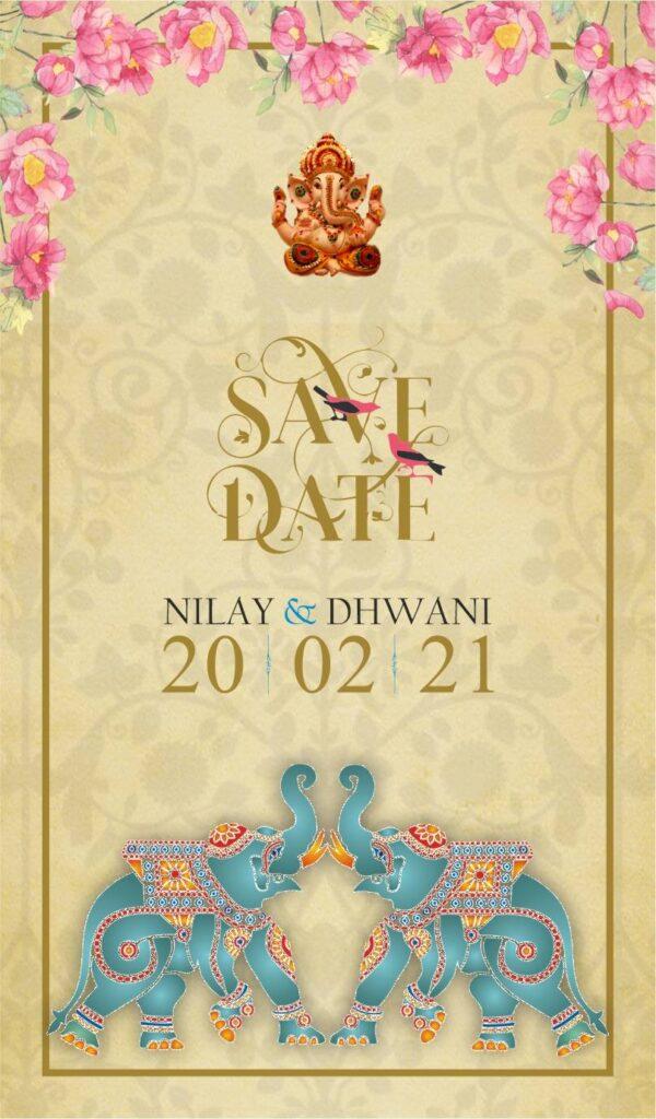 Nilay & Dhawani