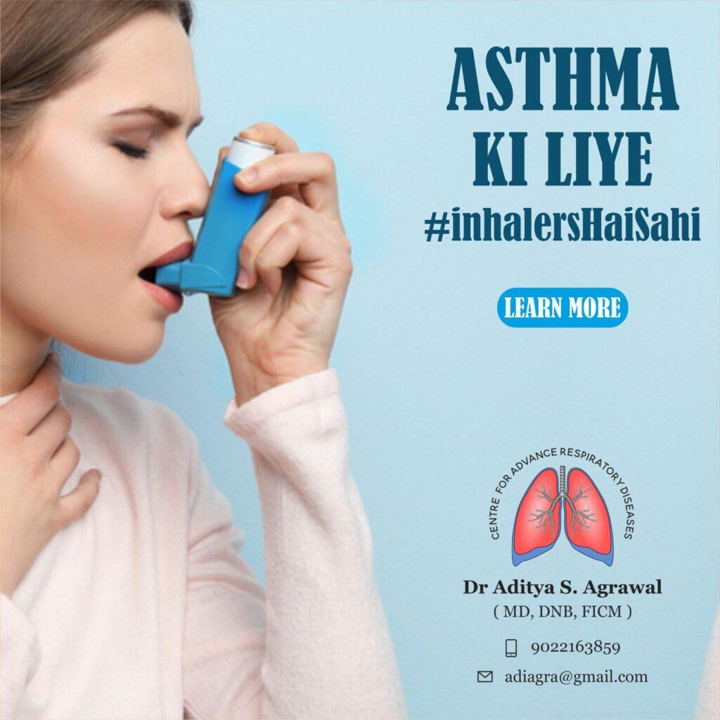 Asthma ke liye
